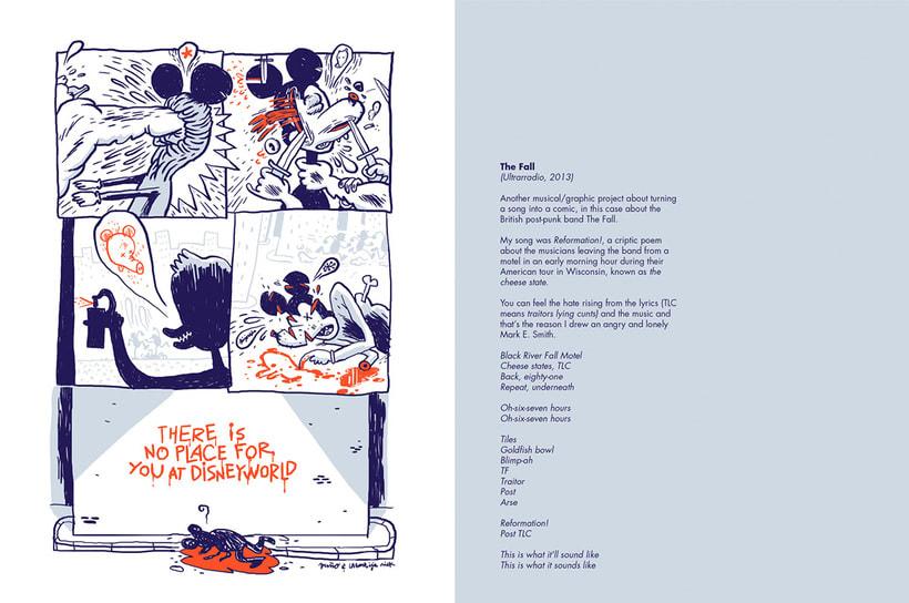 """Paga lo que quieras y descarga el cómic """"Old Shorts by Puño"""" 9"""