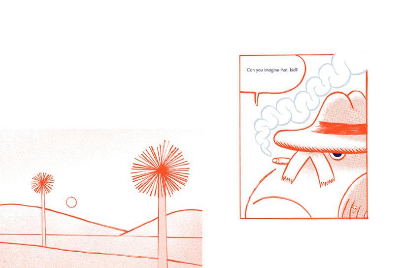 """Paga lo que quieras y descarga el cómic """"Old Shorts by Puño"""" 11"""