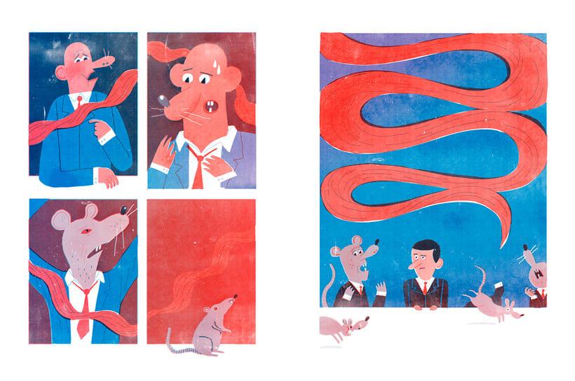 """Paga lo que quieras y descarga el cómic """"Old Shorts by Puño"""" 13"""