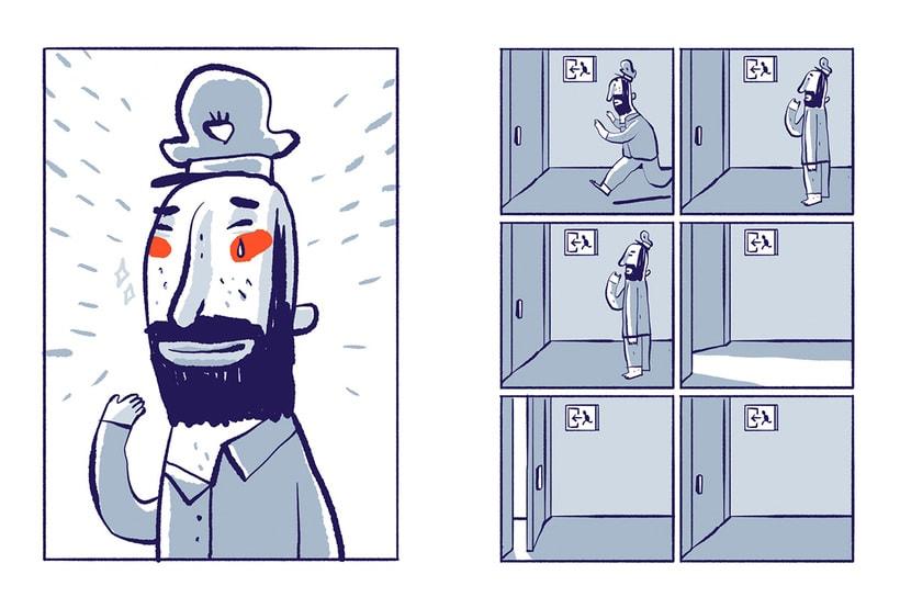"""Paga lo que quieras y descarga el cómic """"Old Shorts by Puño"""" 15"""