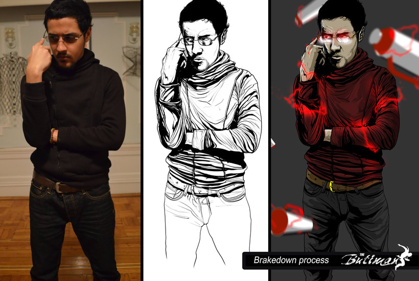 BUTIMAN - Motion Comic Animated serie 5