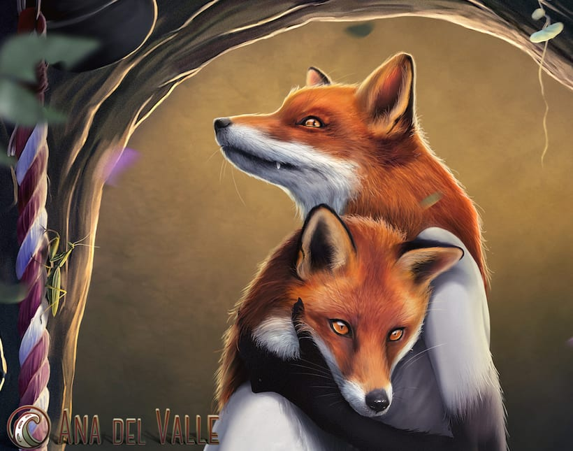 They Foxes 2