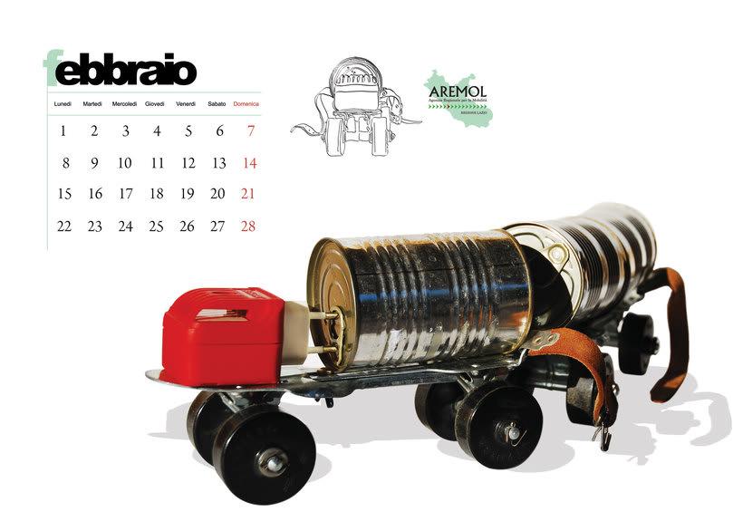Aremol calendario 2