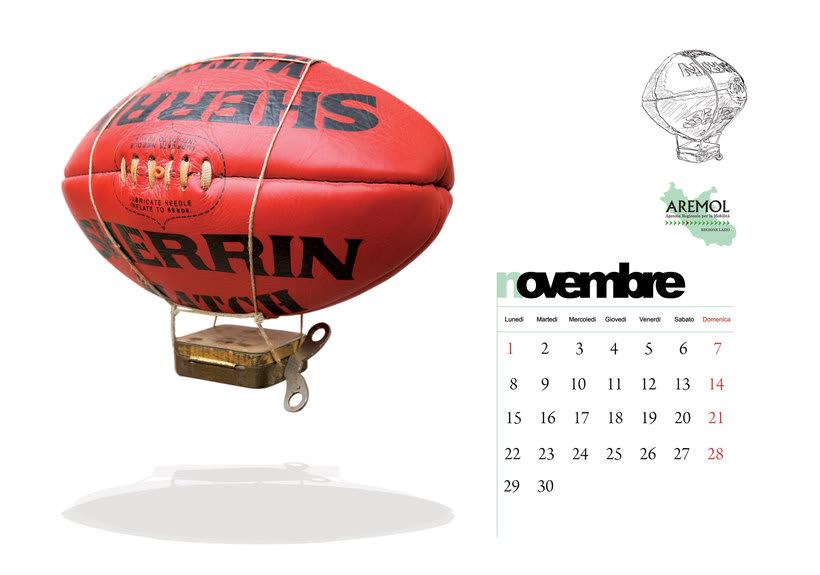 Aremol calendario 11