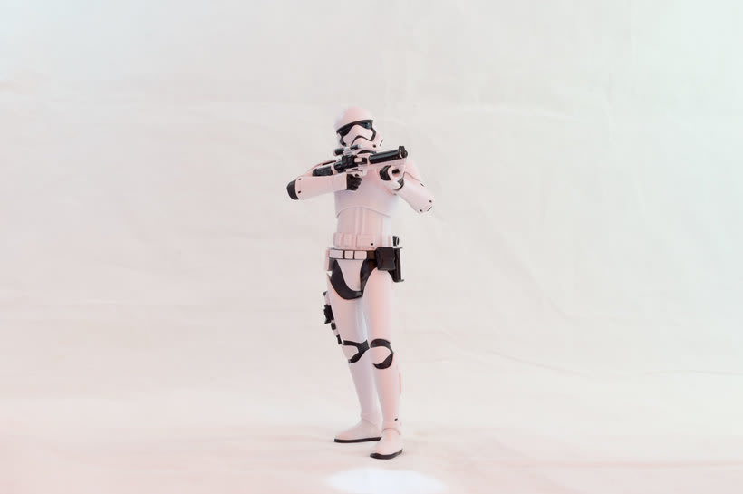 Stormtroopers Star Wars 1
