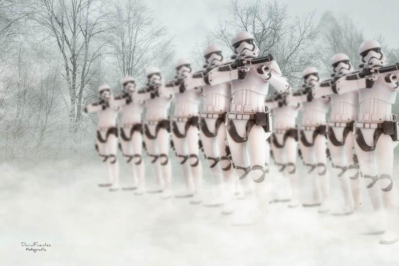 Stormtroopers Star Wars 0
