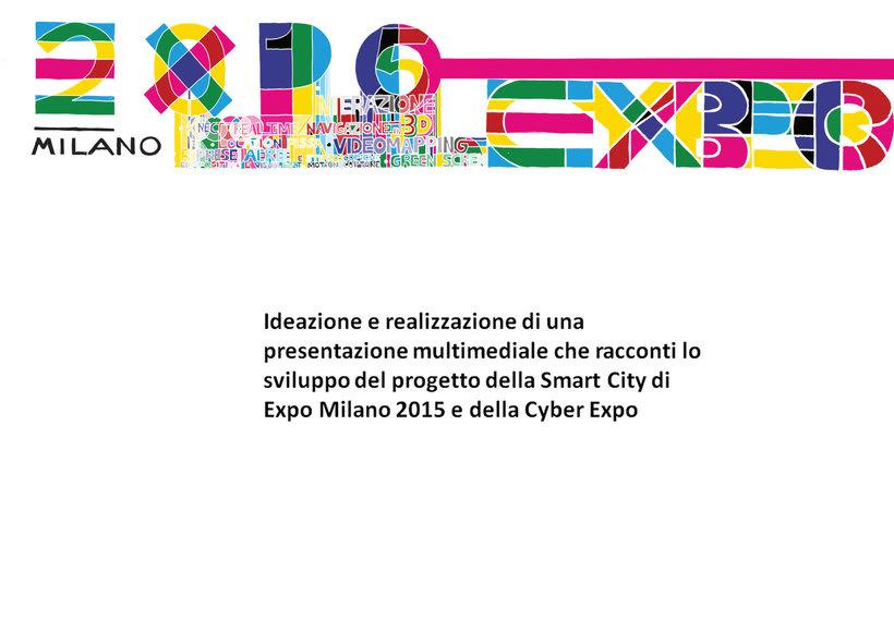 Cyber Expo Milano 2015 & Smart City 1