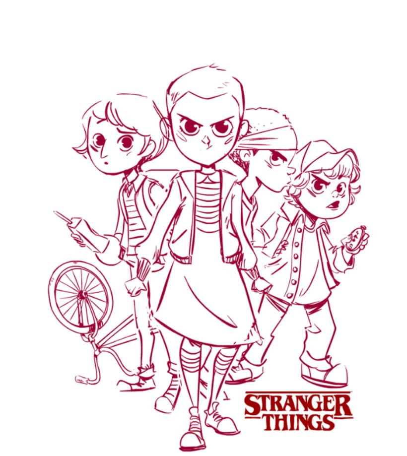 Stranger Things 0