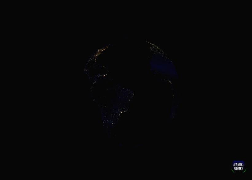 EARTH - OXYGEN -1