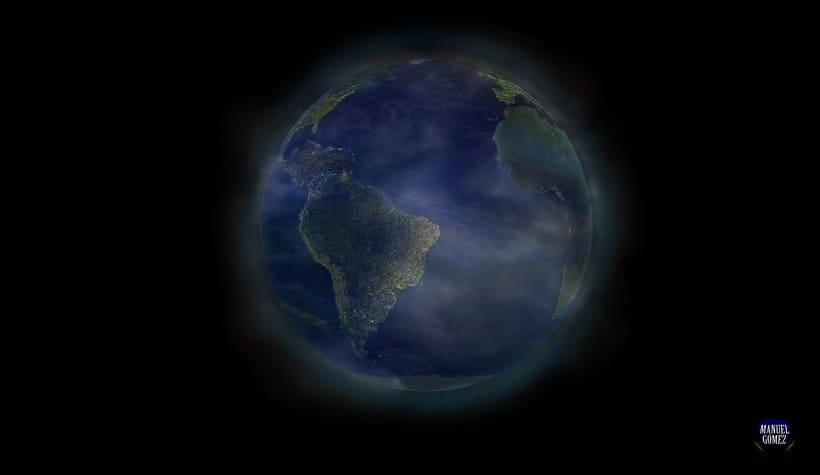 EARTH - OXYGEN 0