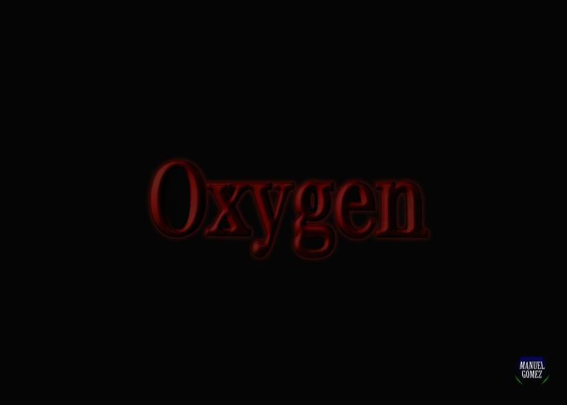 EARTH - OXYGEN 1
