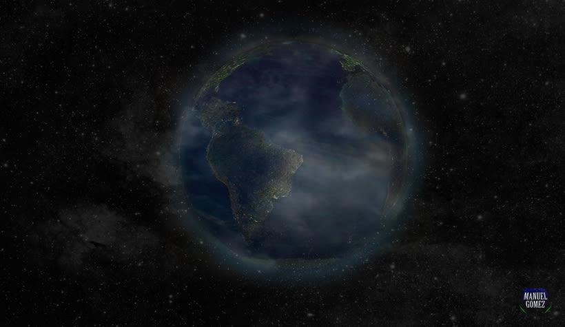 EARTH - OXYGEN 2