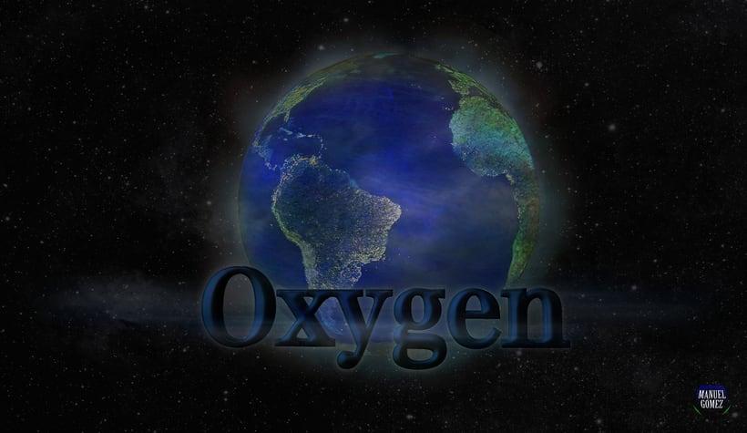 EARTH - OXYGEN 3