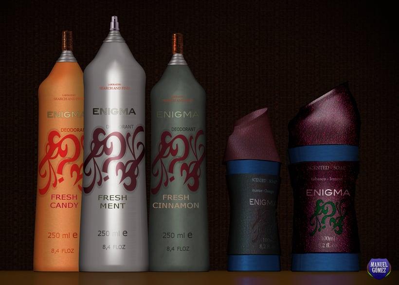 Jabones aromaticos y desodorantes. 0