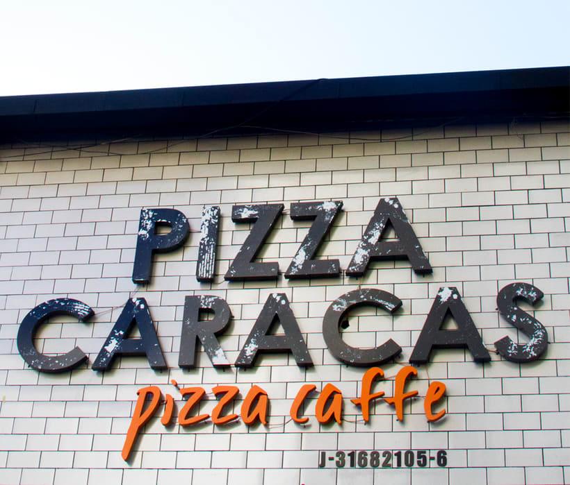 Branding Pizza Caracas -1