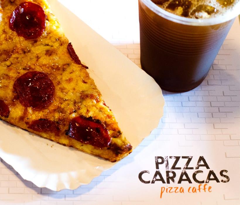 Branding Pizza Caracas 2