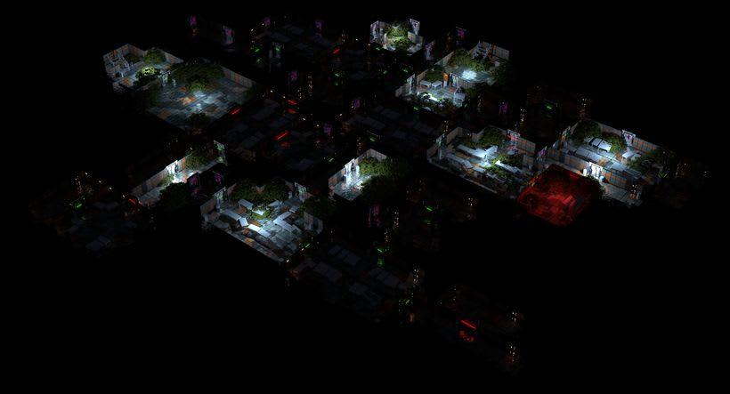 Videojuego - Dungeon shooter cenital 7