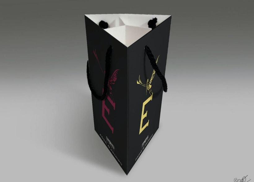 Rediseño packaging  Vinos Emergente 2