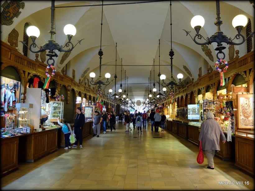 Crónicas  Polacas VI: Un día en Cracovia 1