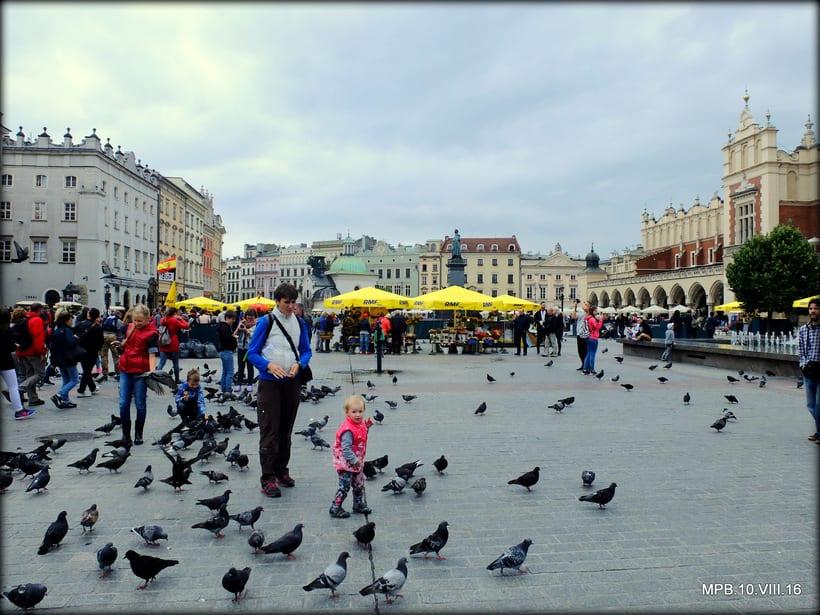 Crónicas  Polacas VI: Un día en Cracovia 5