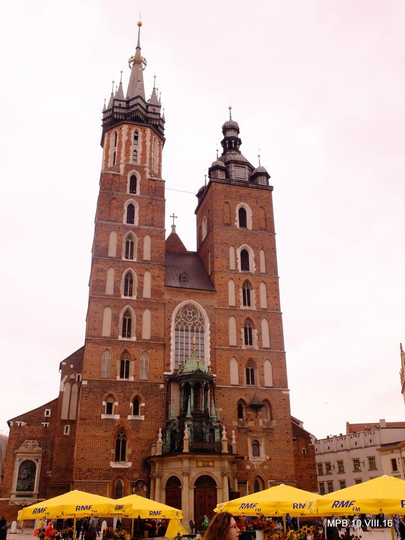 Crónicas  Polacas VI: Un día en Cracovia 6