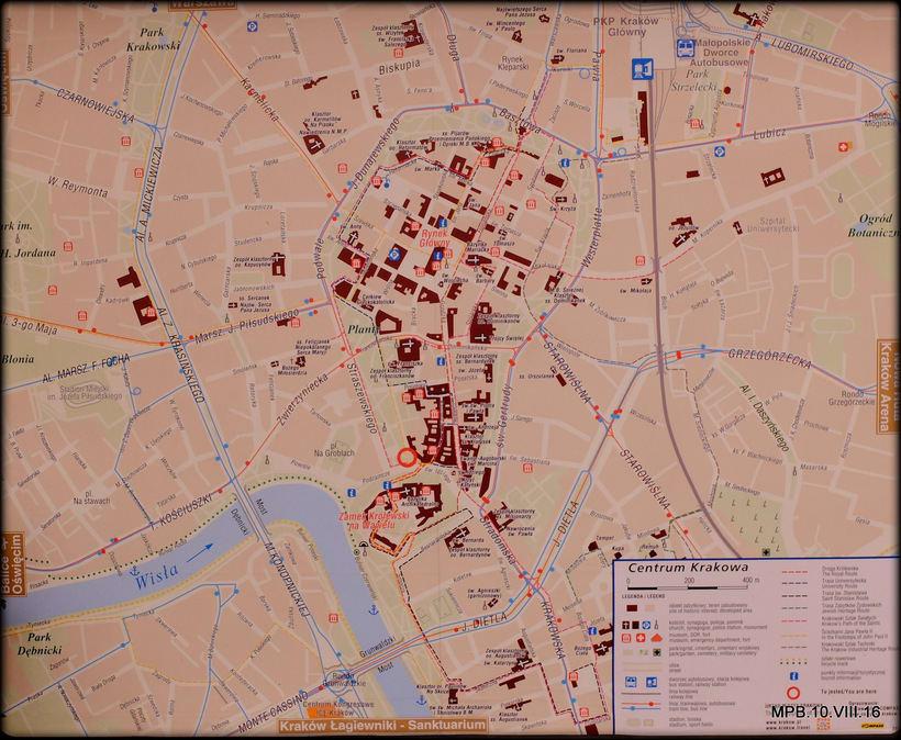 Crónicas  Polacas VI: Un día en Cracovia 3