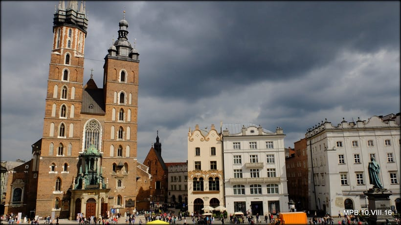Crónicas  Polacas VI: Un día en Cracovia 21