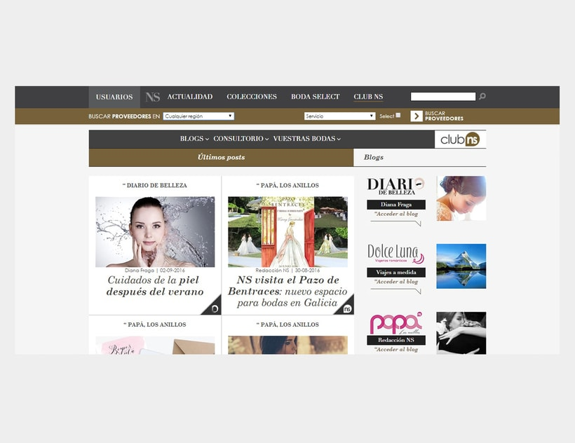 Novias Select. Magazine nupcial online 3