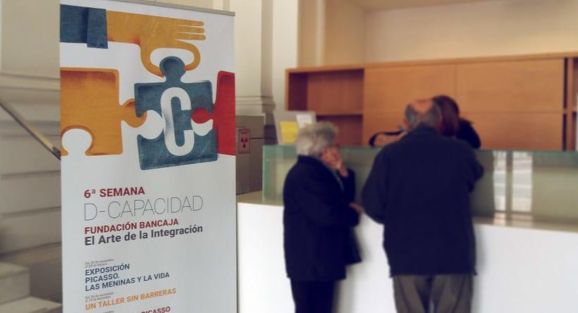 6ª SEMANA D-CAPACIDAD - Fundación Bancaja 2