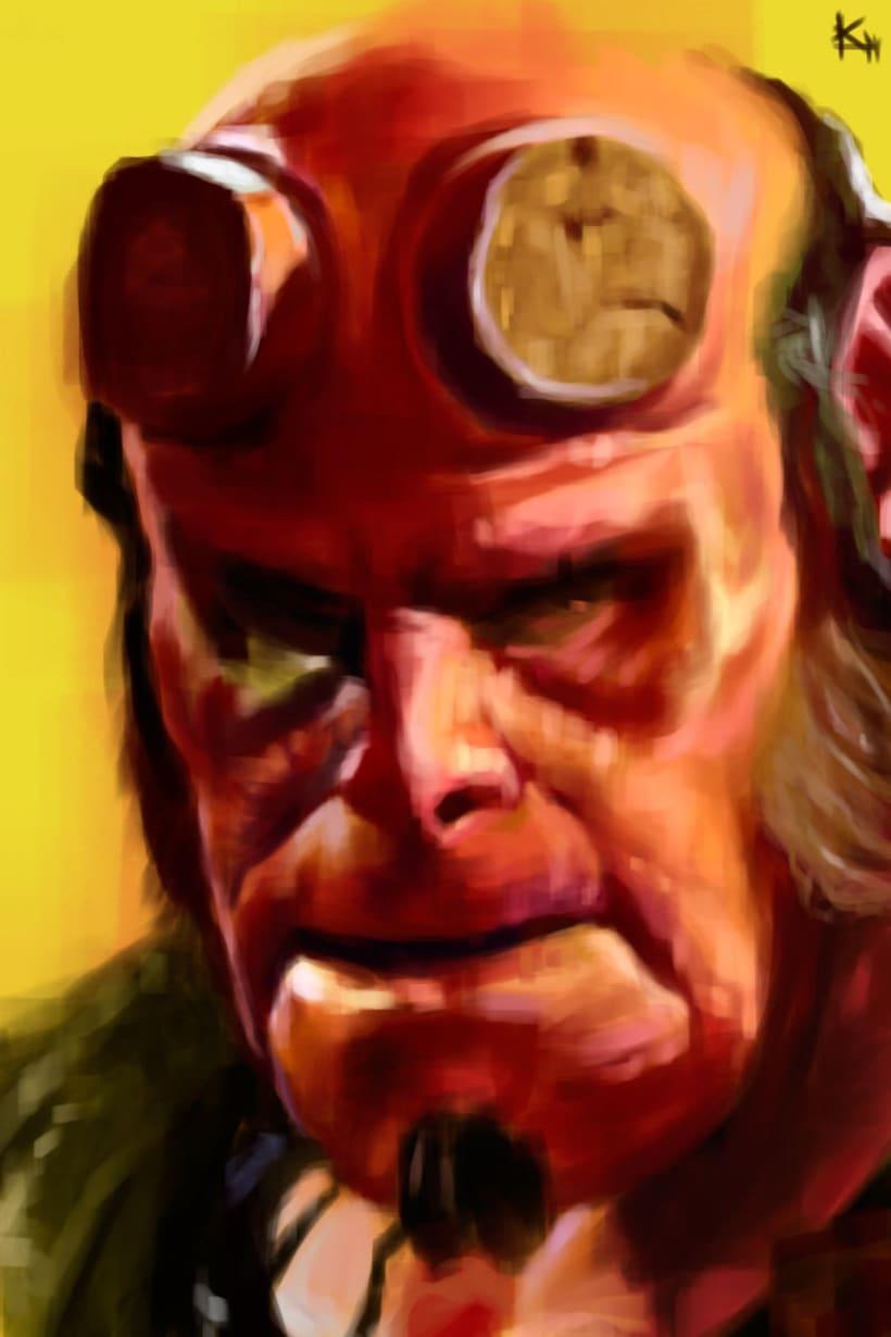 Hellboy  -1