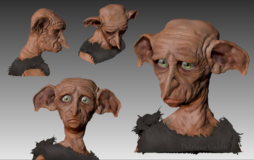Dobby demacrado -1