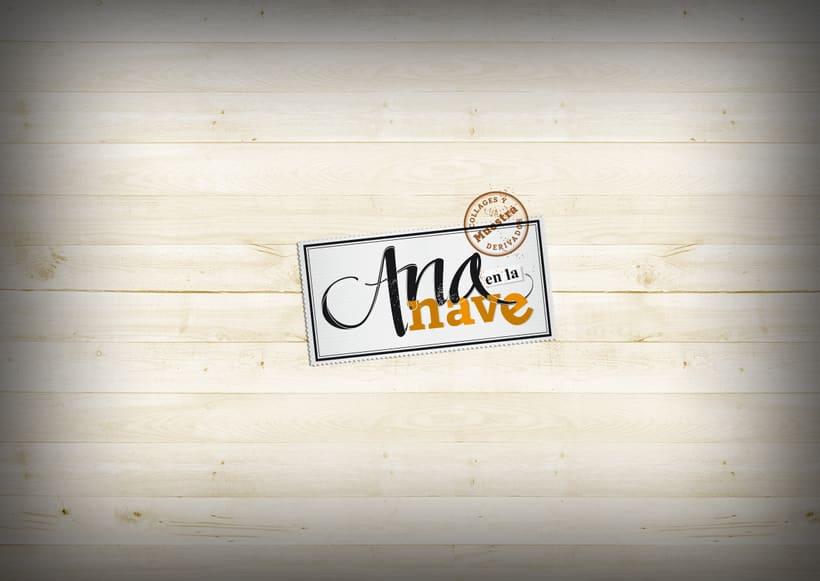 """Branding & Promoción :: """"Ana en la Nave"""" 0"""