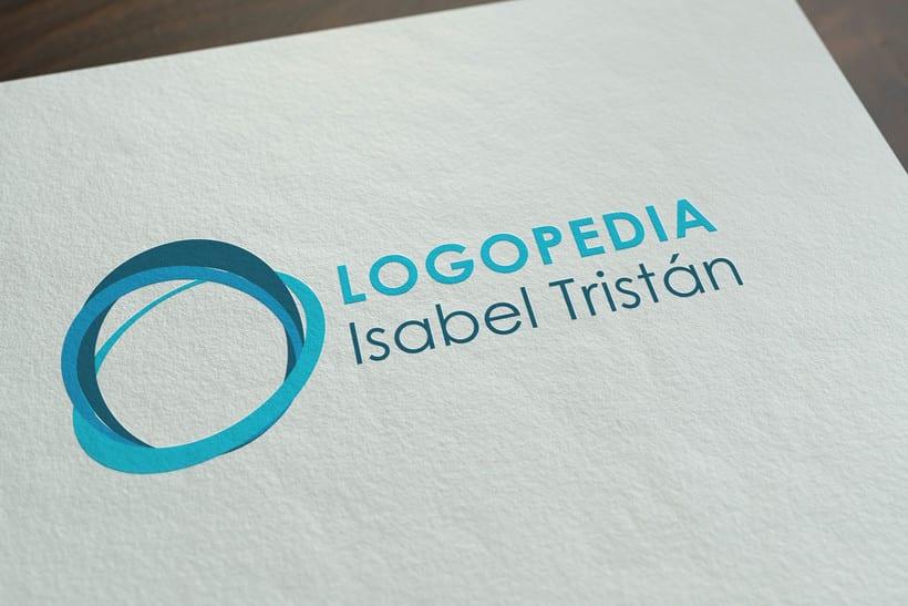 Logopeda Isabel Tristán - Imagen de Marca 0