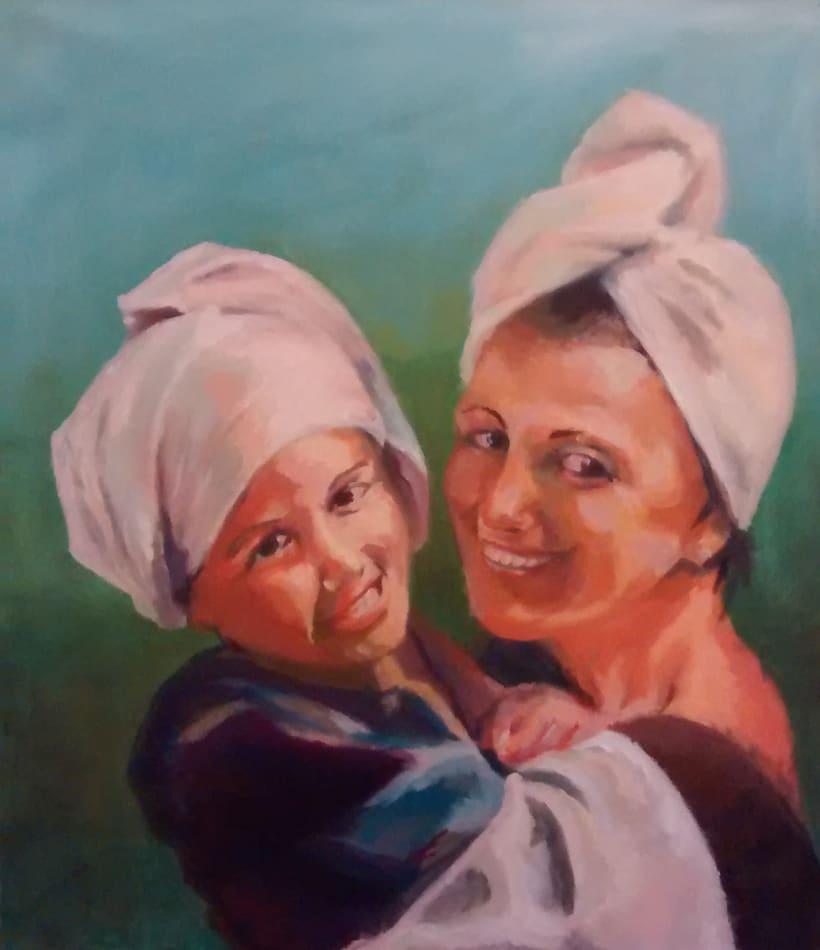 Pinturas al óleo 2
