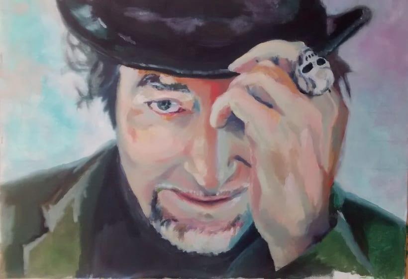 Pinturas al óleo 8