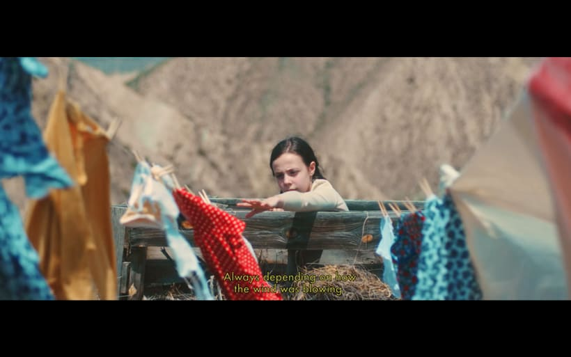 Directora de Arte - Film: Desert-ar 1
