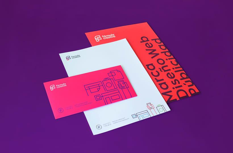 Identidad Branding Studio Domestika