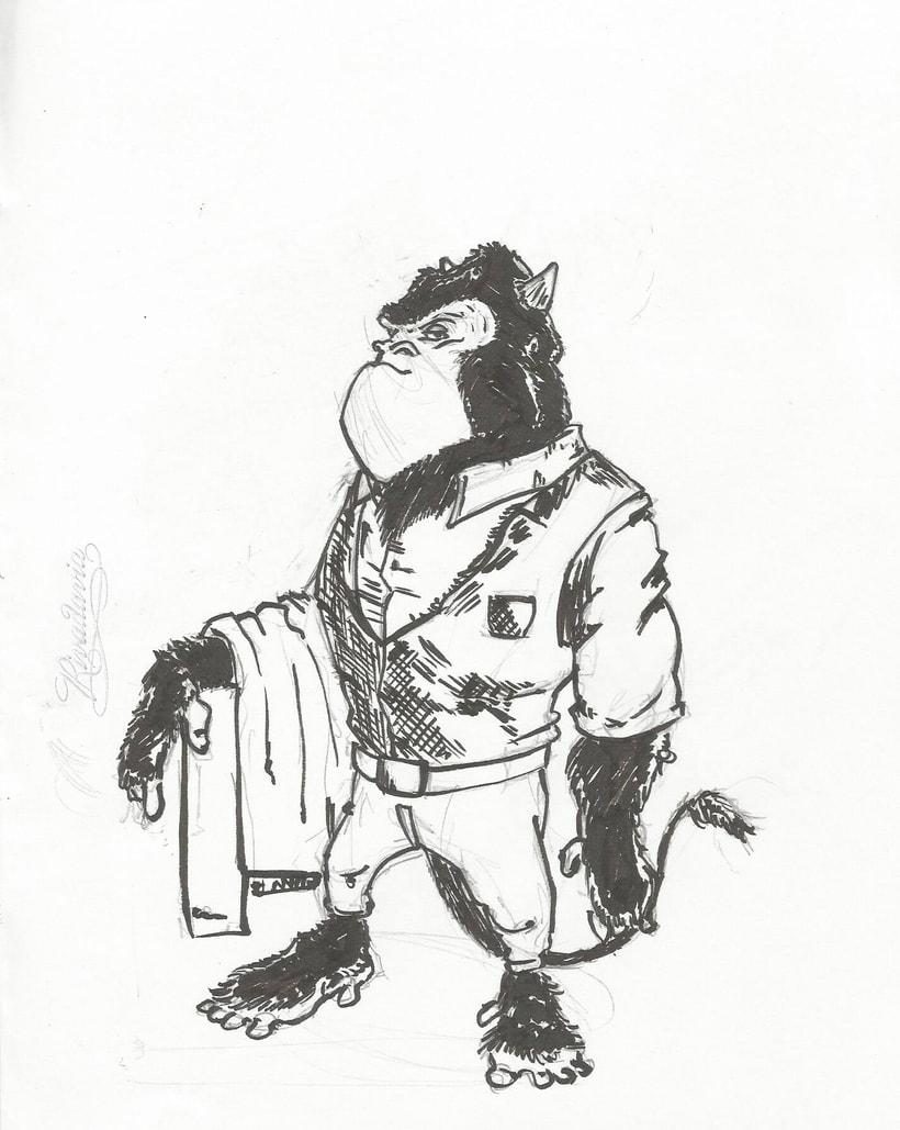 Ilustraciones - Monotoros 10