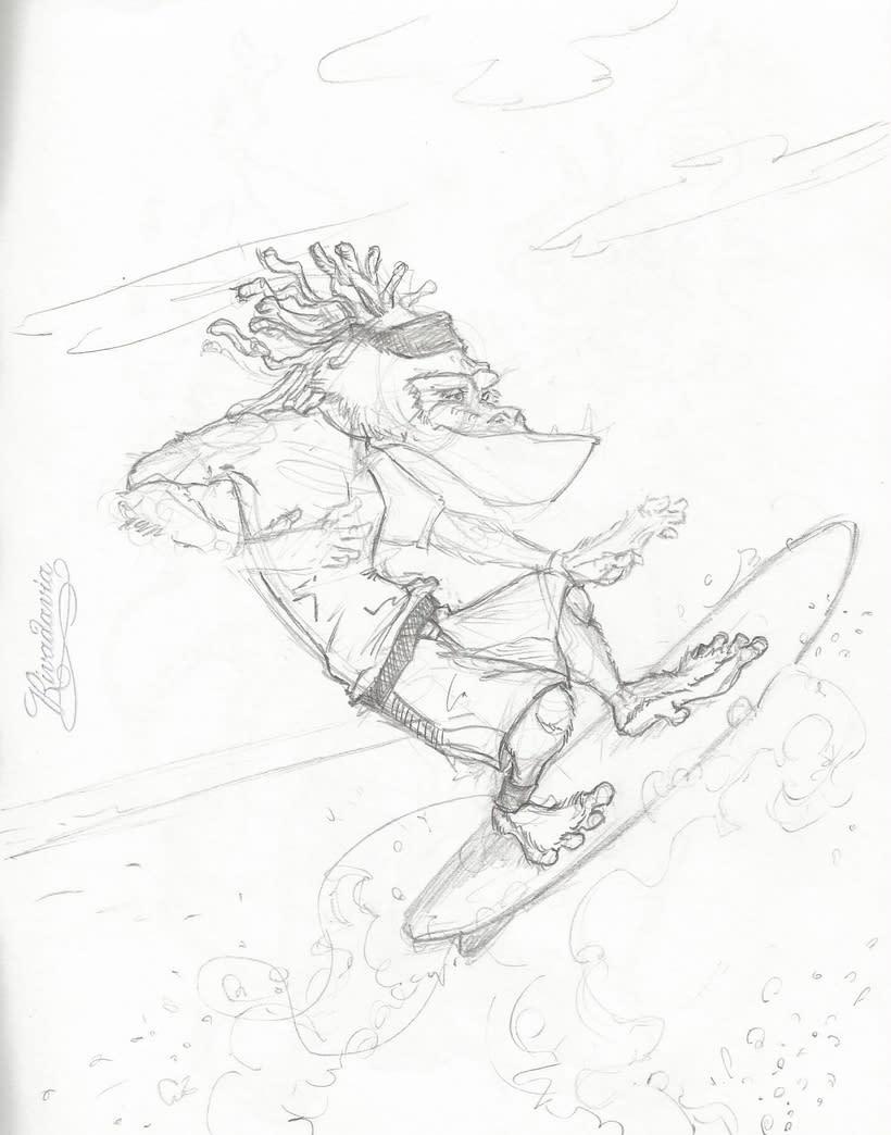Ilustraciones - Monotoros 8