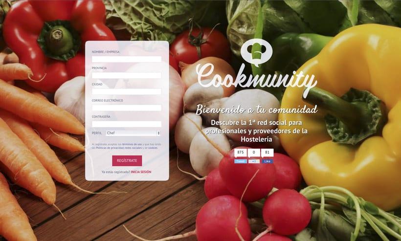 Cookmunity 1