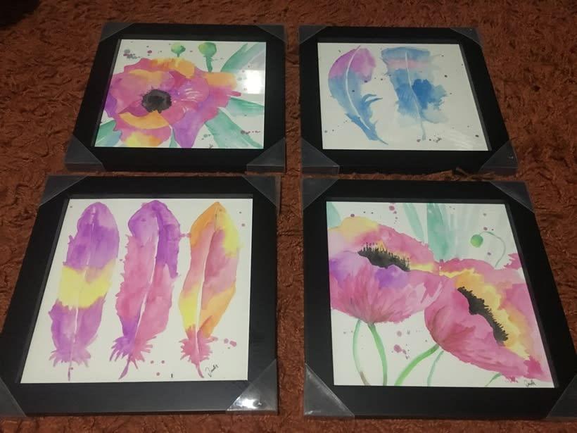 Pinturas, rayas y locura 19