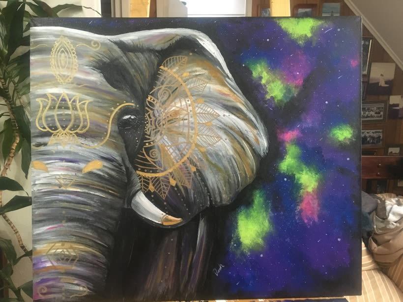 Pinturas, rayas y locura 21