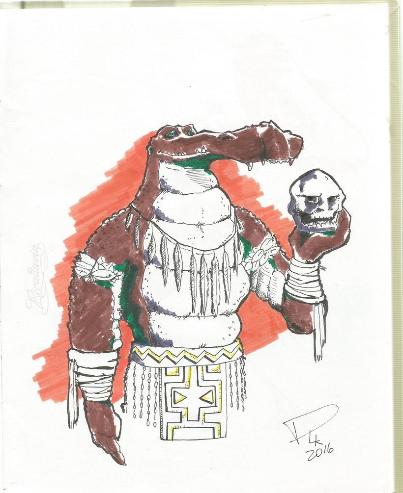 Ilustración - inspiraciones de México 12