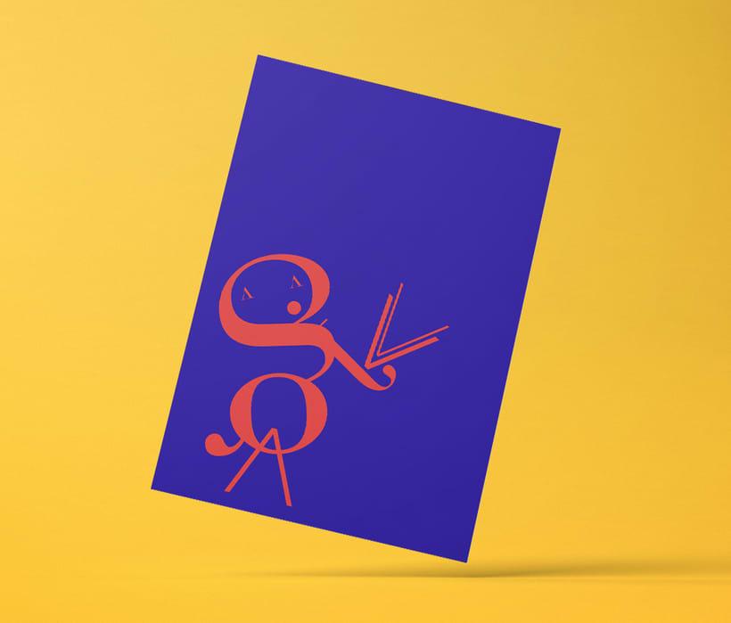 Postales para el Salon du Livre de Bruxelles 3