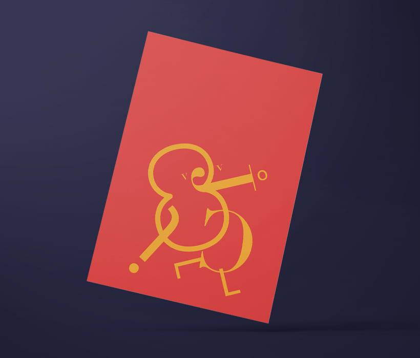 Postales para el Salon du Livre de Bruxelles 5