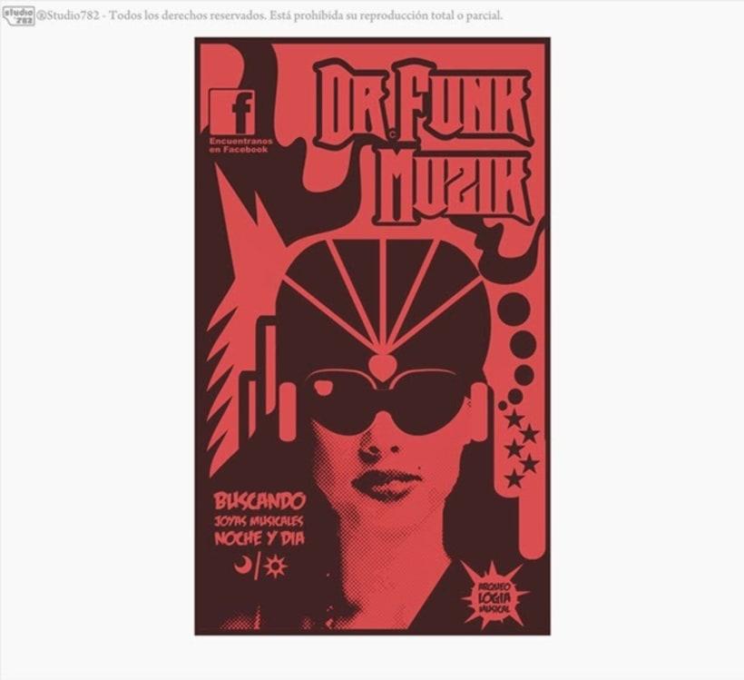 Cartel para DrFunkMuzik 0