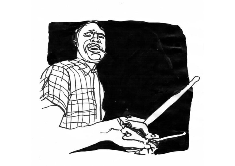 Ilustraciones de JAZZ 1