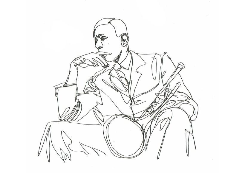 Ilustraciones de JAZZ 20