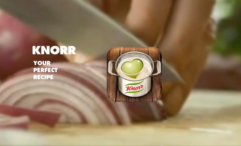 Knorr - Tu Receta Perfecta 0