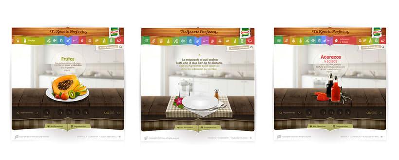 Knorr - Tu Receta Perfecta 2